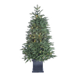 Silk Plants Direct - Silk Plants Direct Spruce Tree (Pack of 1) - Pack of 1. Silk Plants Direct specializes in manufacturing, design and supply of the most life-like, premium quality artificial plants, trees, flowers, arrangements, topiaries and containers for home, office and commercial use. Our Spruce Tree includes the following: