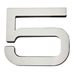 Atlas Homewares - Stainless Steel Paragon #5 (ATHPGN5SS) - Stainless Steel Paragon #5