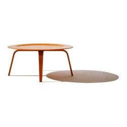 Herman Miller - Herman Miller | Eames® Molded Plywood Coffee Table - Quick Ship - Design by Charles & Ray Eames, 1946.