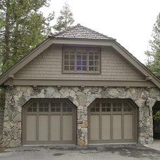 Modern Garage Doors by Automatic Door Specialists