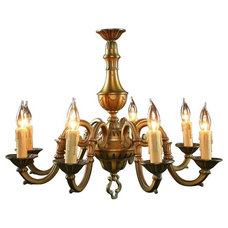 Transitional Chandeliers by Chairish
