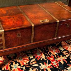 Traditional Coffee Tables by Jonathan R. Diamond Interiors