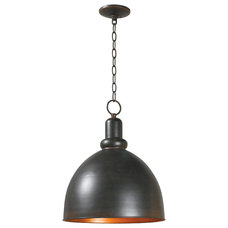 Contemporary Pendant Lighting by Remodelr