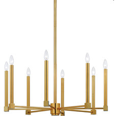 Modern Chandeliers by valleylighting-ct.com