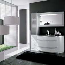 Modern  Modern Bathroom Vanities And Sink Consoles