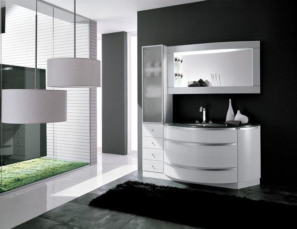 Modern  Modern Bathroom Vanities And Sink Consoles
