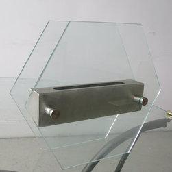 "Lotus - Modern Ventless Table Top Ethanol Fireplace - "" LOTUS ""  Table Top Ventless Ethanol Fireplace"