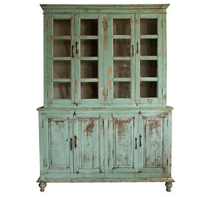 Traditional Storage Cabinets by Terrain