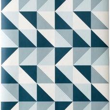 Modern Wallpaper by Pretty Dandy