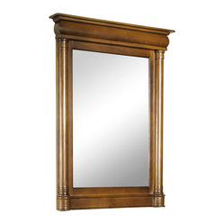 Kaco 348-2200 John Adams Large Vanity Mirror