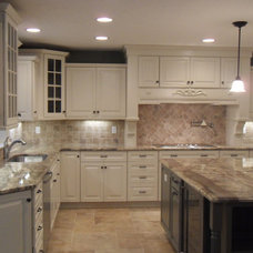 Traditional Kitchen Cabinetry by Complete Home Design