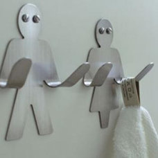 Eclectic Wall Hooks by doorchic.co.uk