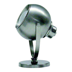 House Of Troy - House Of Troy Advent Spot Light X-25-025PS - Crisp Satin Nickel hues compliment the spherical head and clean, versatile styling of this House of Troy spot light. From the Advent Collection, this spot light includes both the bulb and 10 feet of cord, allowing you to add general light or accent light to any room in your home.