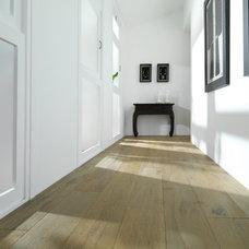 Contemporary Hardwood Flooring by Porcelanosa USA