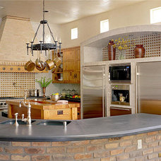Kitchens with Pro-Style Amenities