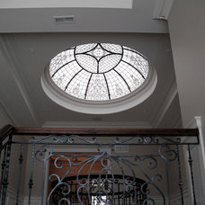 Traditional Skylights by Solarium Design Group Ltd.