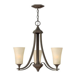 Hinkley Lighting 4633OZ 3 Light Chandelier Brantley Collection -