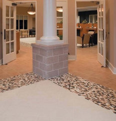 floor tiles by StonePeak Ceramics