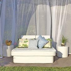 Outdoor Sofas by MetropolitanDecor.com