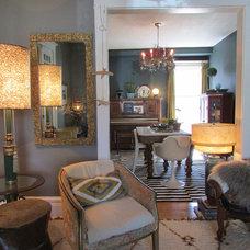 Eclectic  by Jenn Hannotte / Hannotte Interiors