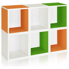 Modern Storage Units And Cabinets by Way Basics