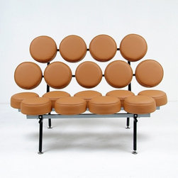 Modern Classics - Nelson: Marshmellow Sofa Reproduction - Features: