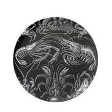 Eclectic Dinner Plates by Zazzle