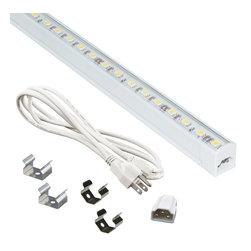 Jesco Lighting - Jesco KIT-S401-12-30-A Under Cabinet Light Kit - Jesco KIT-S401-12-30-A Under Cabinet Light Kit