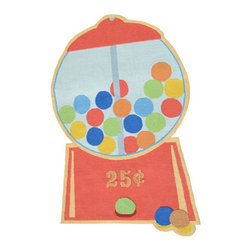 The Rug Market - Gumball area rug -