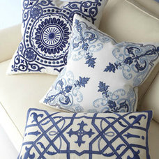 Contemporary Pillows by Horchow