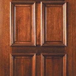 """Prehung Single Door 80 Wood Mahogany Verona GBG Fan Lite GBG Glass - SKU#L12662WVE-DLFVE1BrandGlassCraftDoor TypeExteriorManufacturer CollectionFan Lite Entry DoorsDoor ModelVerona GBGDoor MaterialWoodWoodgrainMahoganyVeneerPrice1705Door Size Options36"""" x 80"""" (3'-0"""" x 6'-8"""")  $0Core TypeDoor StyleDoor Lite StyleFan LiteDoor Panel Style4 PanelHome Style MatchingDoor ConstructionLegacyPrehanging OptionsPrehungPrehung ConfigurationSingle DoorDoor Thickness (Inches)1.75Glass Thickness (Inches)Glass TypeDouble GlazedGlass CamingGlass FeaturesTemperedGlass StyleGlass TextureClear , RainGlass ObscurityNo Obscurity , Highest ObscurityDoor FeaturesDoor ApprovalsWind-load Rated , FSC , TCEQ , AMD , NFRC-IG , IRC , NFRC-Safety GlassDoor FinishesDoor AccessoriesWeight (lbs)310Crating Size25"""" (w)x 108"""" (l)x 52"""" (h)Lead TimeSlab Doors: 7 Business DaysPrehung:14 Business DaysPrefinished, PreHung:21 Business DaysWarrantyOne (1) year limited warranty for all unfinished wood doorsOne (1) year limited warranty for all factory?finished wood doors"""