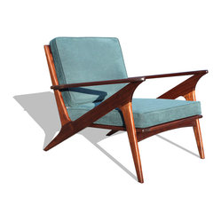 South of Urban - South of Urban | 1107 Z Lounger - Design | Jonathon Quinn