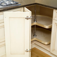 Traditional Kitchen Drawer Organizers by Rockwood Cabinetry