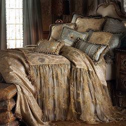 "Sweet Dreams ""Crystal Palace"" Bed Linens -"