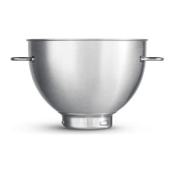 Breville Second Bowl 4-Quart Stainless Steel Bowl