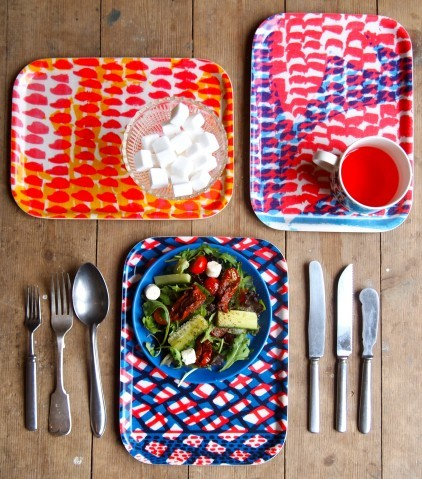 Eclectic Platters by Bouf
