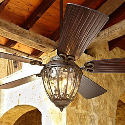 "70"" Scandia Outdoor Ceiling Fan -"