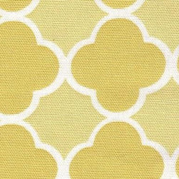 Braemore Emilio Fabric, Lemon Drop - I see this fabric being used on a chair, and you can't go wrong with the price!