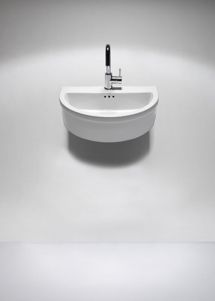 contemporary bathroom sinks by Blu Bathworks