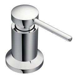 Moen - Moen 3942 Moen Soap Or Lotion Dispenser - Moen 3942 Soap/Lotion Dispenser - Chrome