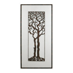 Uttermost - Uttermost Albero Metal Wall Art - 07668 - Uttermost Albero Metal Wall Art - 07668