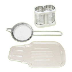 TRIBEST CORP. - Tribest GS2000 Upgrade Kit for GS1000 Juice Extractor,Upgrade Kit - Tribest GS2000 Upgrade Kit contains coarse screen, drip tray and strainer. This kit is to be used to upgrade your GS-1000 Basic Juicer and Food Processor to the GS-2000 Juicer.