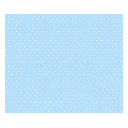 "SheetWorld - SheetWorld Fitted Oval Crib Sheet (Stokke Sleepi) - Pastel Blue Pindots Woven - This luxurious 100% cotton ""woven"" oval crib (stokke sleepi) sheet features a soft pastel 1/16"" blue pindot print. Our sheets are made of the highest quality fabric that's measured at a 280 tc. That means these sheets are soft and durable. Sheets are made with deep pockets and are elasticized around the entire edge which prevents it from slipping off the mattress, thereby keeping your baby safe. These sheets are so durable that they will last all through your baby's growing years. We're called SheetWorld because we produce the highest grade sheets on the market today. Size: 26 x 47."