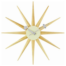modern clocks by Design Shop UK