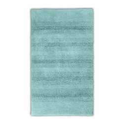 "Garland Rug - Bath Mat: Accent Rug: Essence Sea Foam 30"" x 50"" Bathroom - Shop for Flooring at The Home Depot. Essence Bath Rugs will complement any bathroom decor. The distinctive stripe pattern gives a modern look. Essence Bath Rugs are made with 100% Nylon for superior softness and quality. Proudly made in the USA."