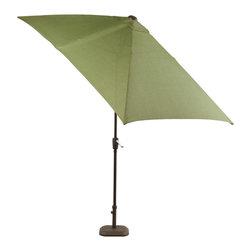 Pembrey Rectangular Patio Umbrella -