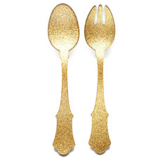 Eclectic Serving Utensils by LEIF