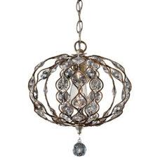 Pendant Lighting Leila Pendant by Murray Feiss
