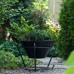 Container Gardens - Planting Design by Studio Mira, LLC