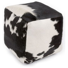 modern ottomans and cubes by Overstock